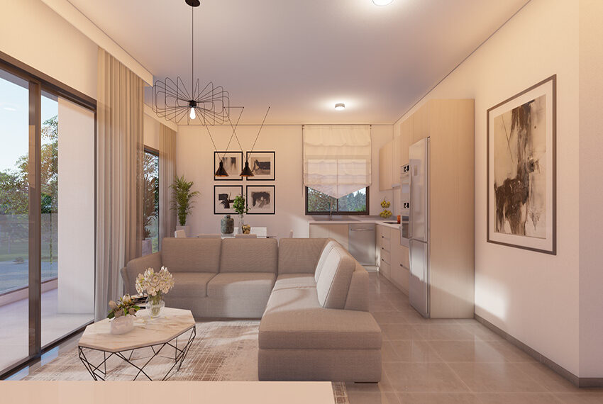 For sale new 3 bedroom apartment in Pano Paphos_24
