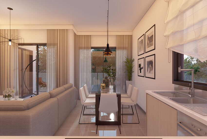 For sale new 3 bedroom apartment in Pano Paphos_25