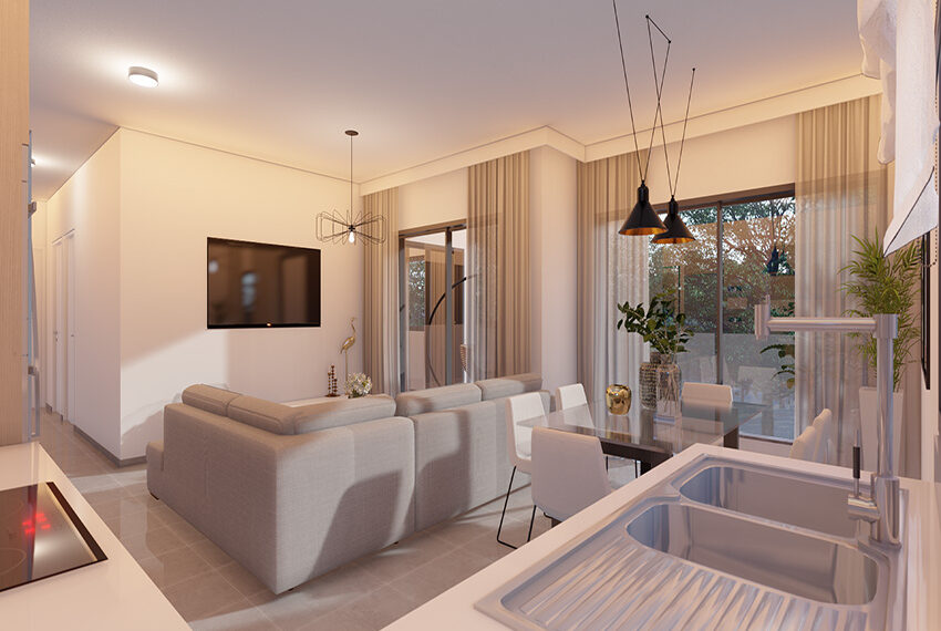 For sale new 3 bedroom apartment in Pano Paphos_26