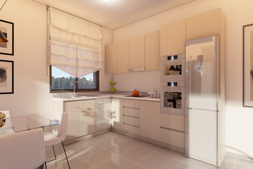 For sale new 3 bedroom apartment in Pano Paphos_27