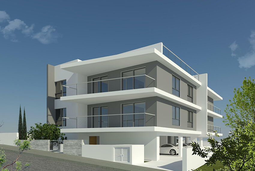 Modern apartments for sale in Petridia area Pafos_2