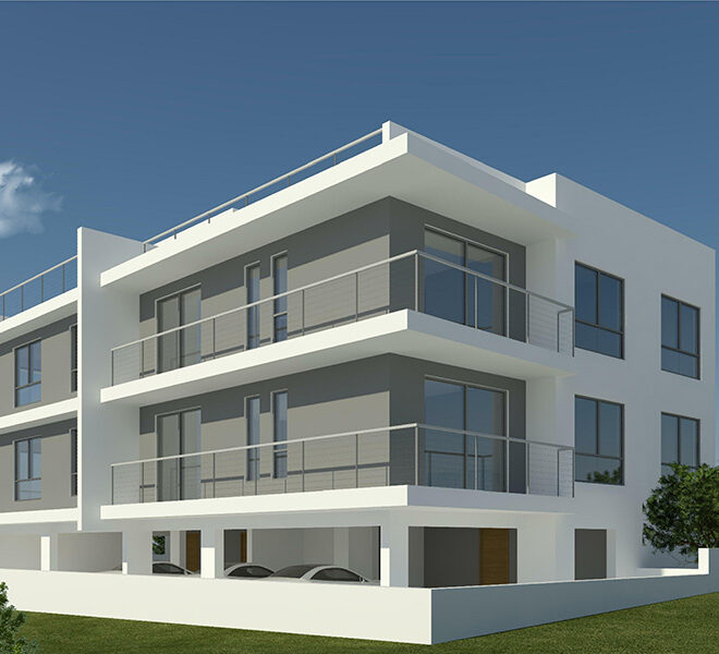 Modern apartments for sale in Petridia area Pafos