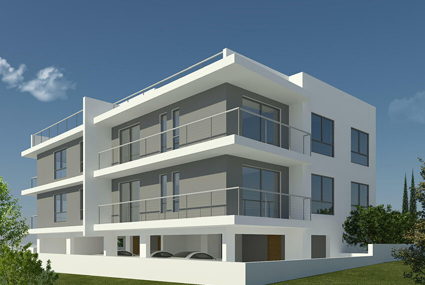 Modern apartments for sale in Petridia area Pafos_3