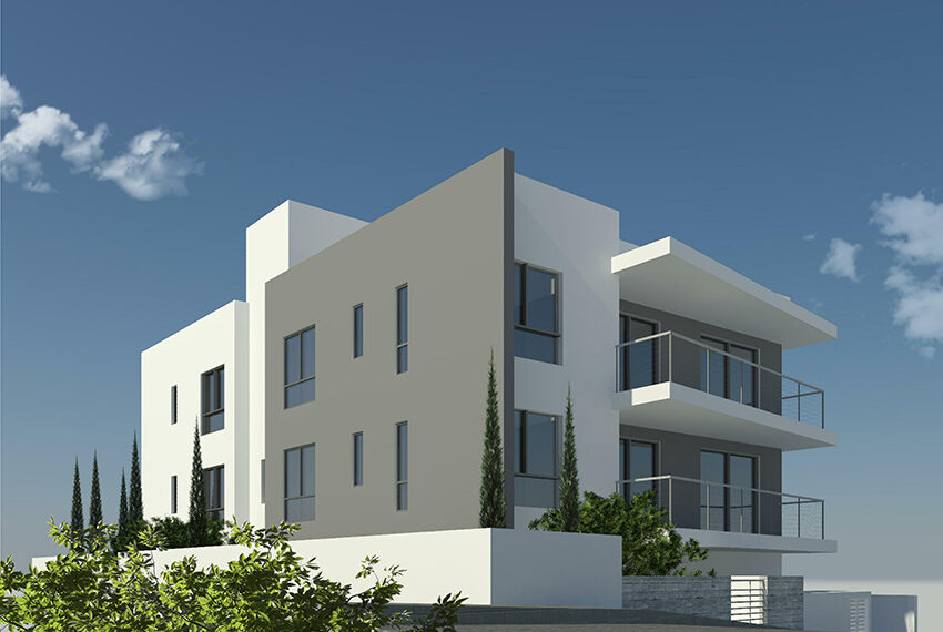 Modern apartments for sale in Petridia area Pafos_4