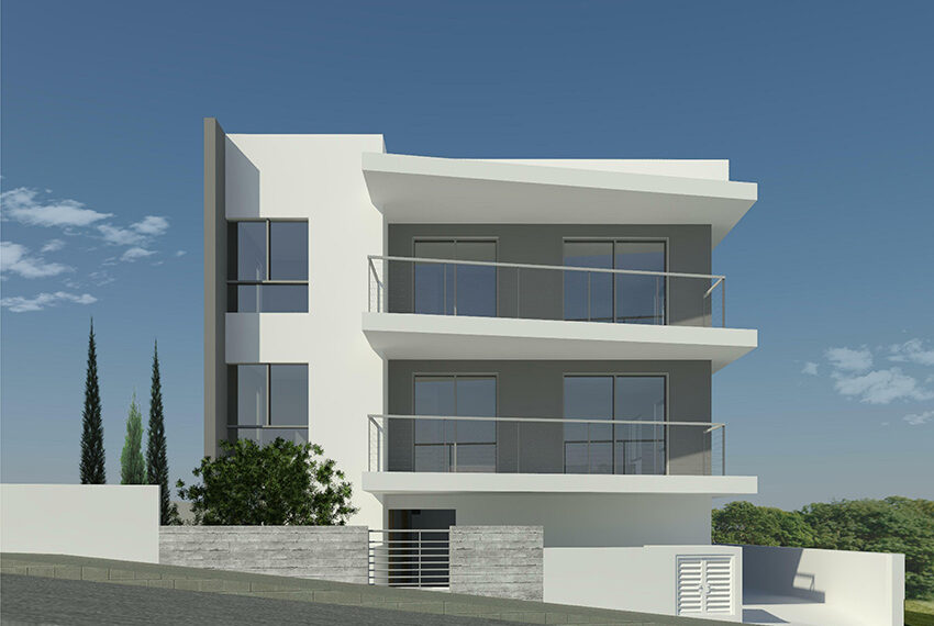 Modern apartments for sale in Petridia area Pafos_5