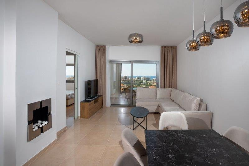 Penthouse for rent long term in Limassol Potamos Germasogeia_10