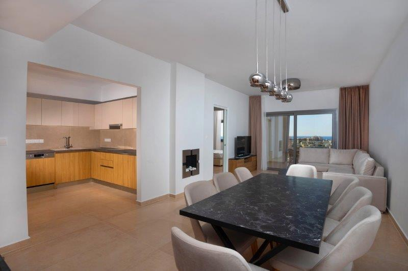 Penthouse for rent long term in Limassol Potamos Germasogeia_11