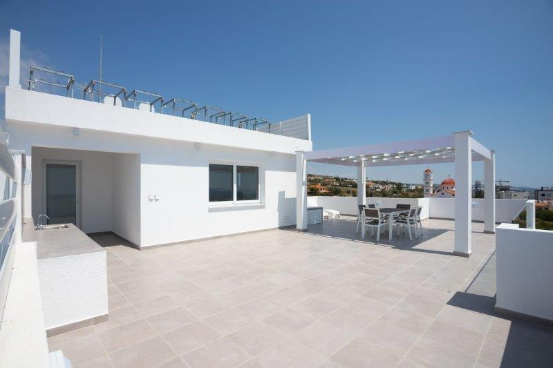 Penthouse for rent long term in Limassol Potamos Germasogeia_26