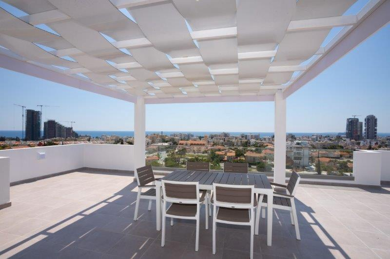 Penthouse for rent long term in Limassol Potamos Germasogeia_27