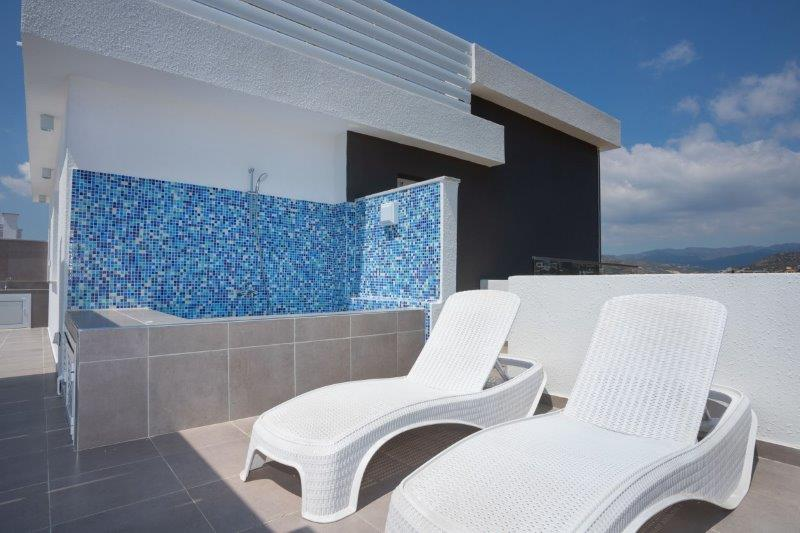 Penthouse for rent long term in Limassol Potamos Germasogeia_28