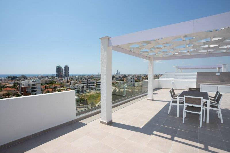 Penthouse for rent long term in Limassol Potamos Germasogeia_29