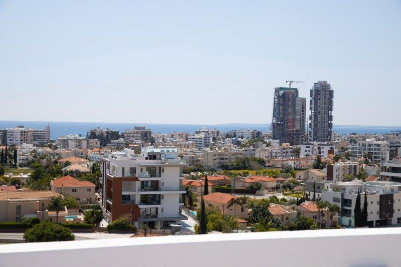 Penthouse for rent long term in Limassol Potamos Germasogeia_31