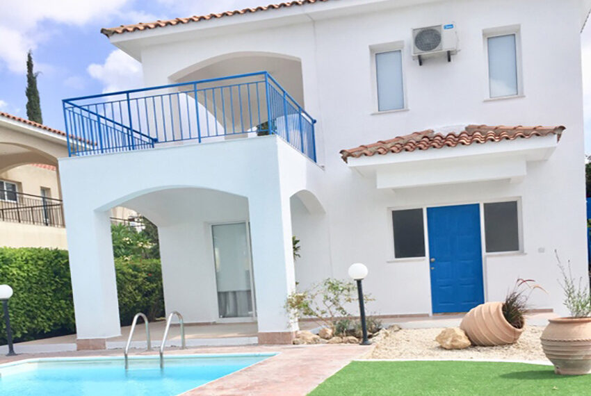 Detached 3 bedroom villa for sale with private pool in Peyia_15