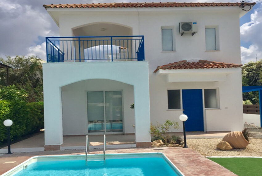 Detached 3 bedroom villa for sale with private pool in Peyia_16