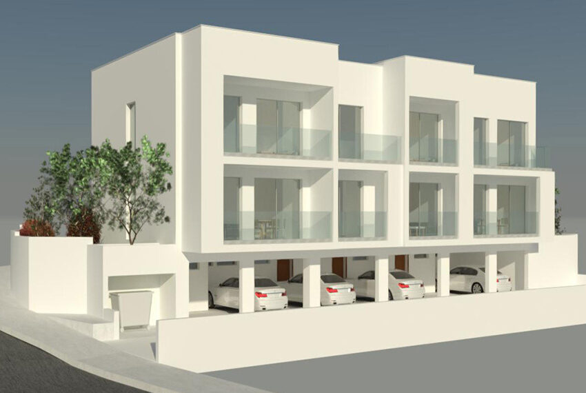 Modern 2 bedroom townhouse for sale Petridia Paphos_2