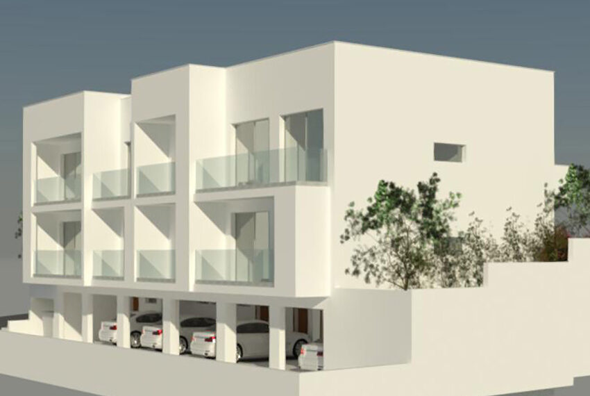 Modern 2 bedroom townhouse for sale Petridia Paphos_3