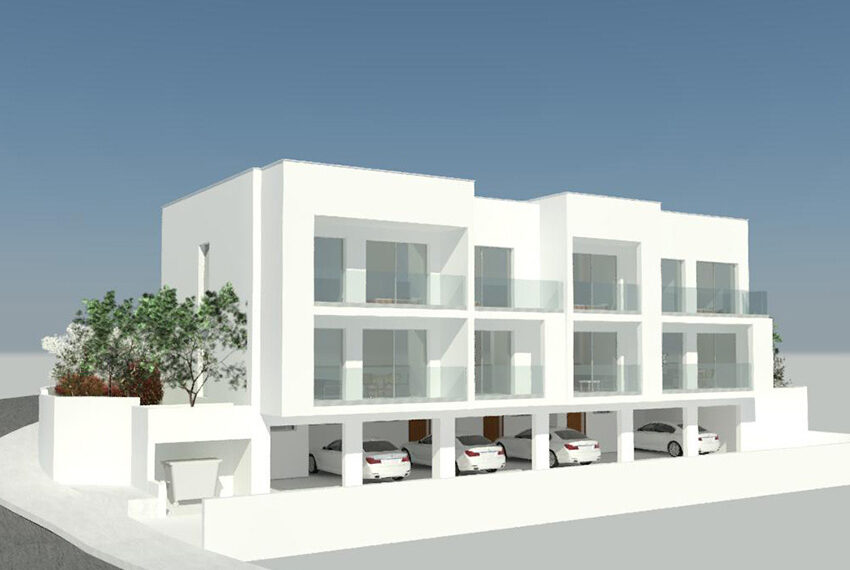 Modern 2 bedroom townhouse for sale Petridia Paphos_4