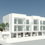 Modern 4 bedroom townhouse for sale Petridia Paphos