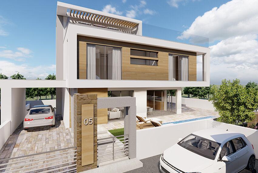 Luxury villas for sale near Nissi Beach Ayia Napa Cyprus_2