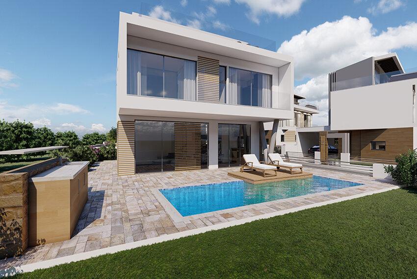 Luxury villas for sale near Nissi Beach Ayia Napa Cyprus_3