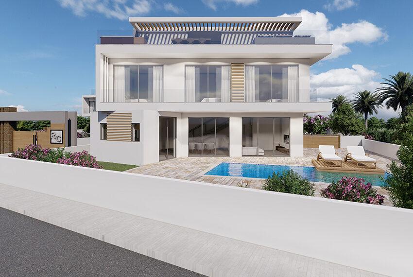 Luxury villas for sale near Nissi Beach Ayia Napa Cyprus_4