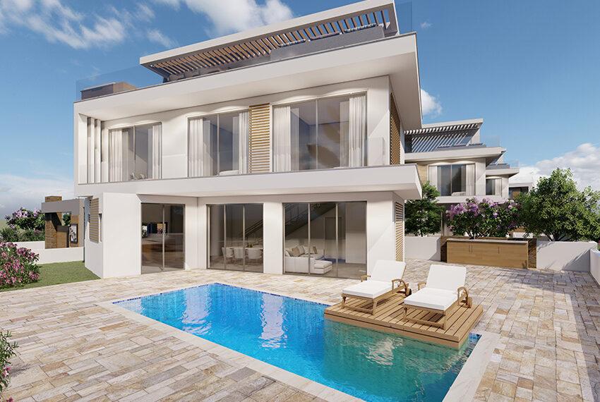 Luxury villas for sale near Nissi Beach Ayia Napa Cyprus_5