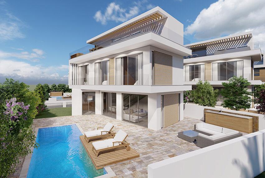 Luxury villas for sale near Nissi Beach Ayia Napa Cyprus_7