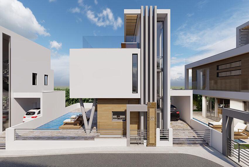 Luxury villas for sale near Nissi Beach Ayia Napa Cyprus_8