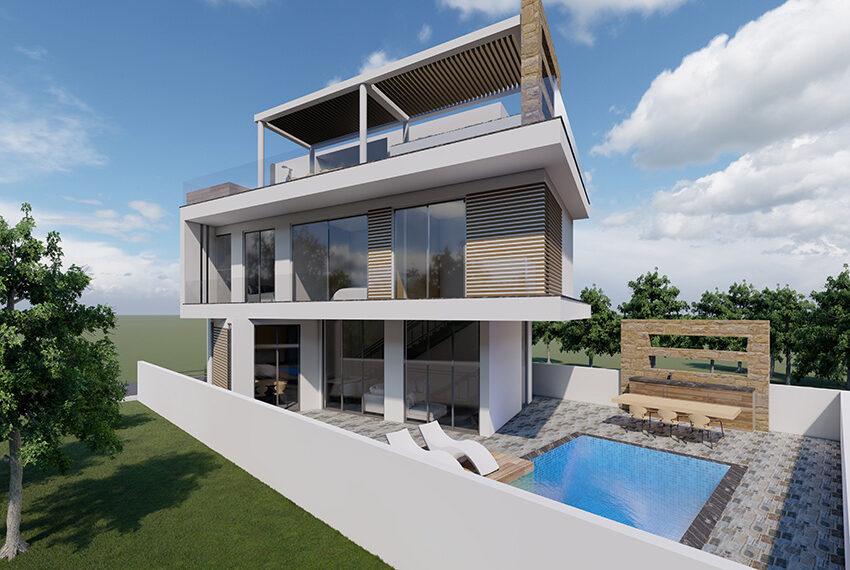 Luxury villas for sale near Nissi Beach Ayia Napa Cyprus_10