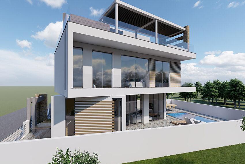 Luxury villas for sale near Nissi Beach Ayia Napa Cyprus_11