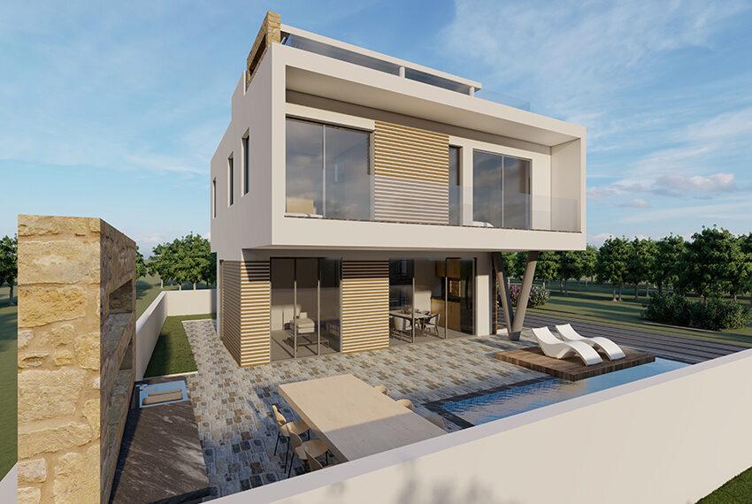 Luxury villas for sale near Nissi Beach Ayia Napa Cyprus_13