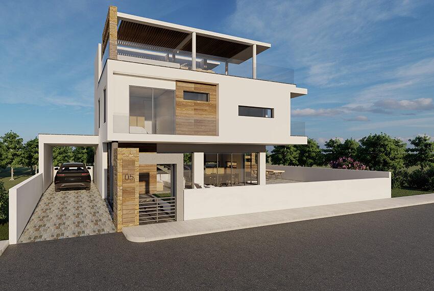 Luxury villas for sale near Nissi Beach Ayia Napa Cyprus_14