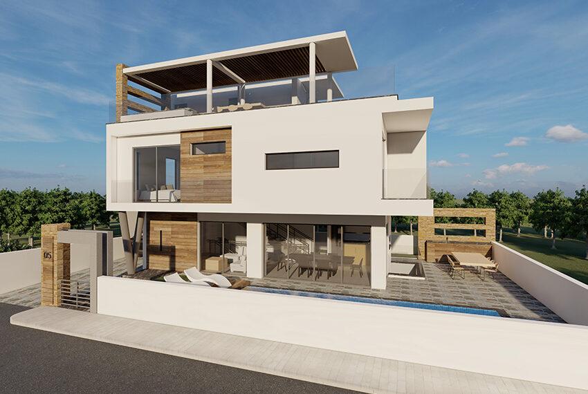 Luxury villas for sale near Nissi Beach Ayia Napa Cyprus_15