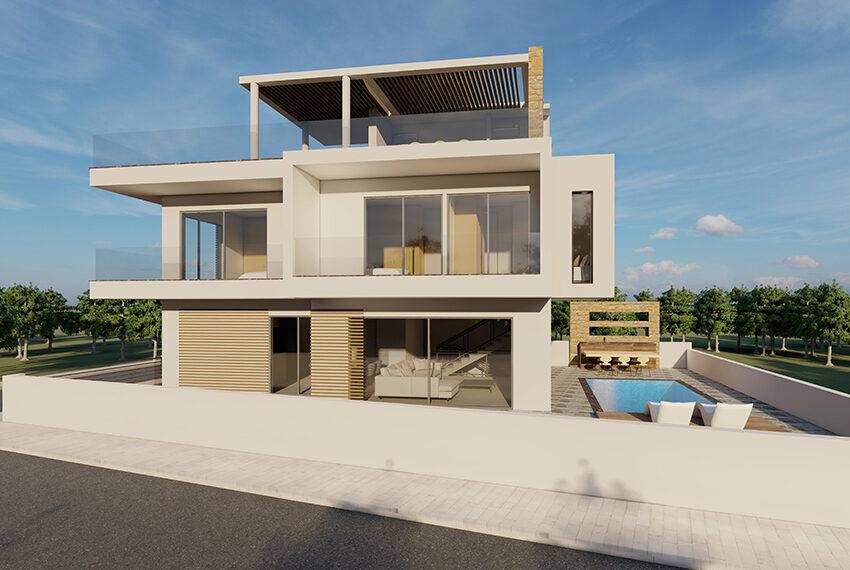 Luxury villas for sale near Nissi Beach Ayia Napa Cyprus_17