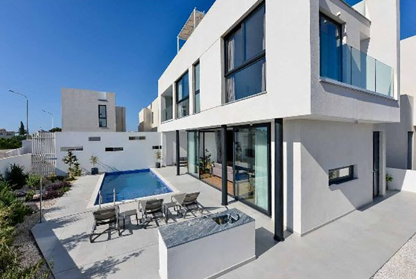 4 bedroom modern villa for sale in Protaras Cyprus_2