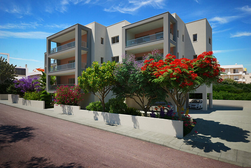 Modern 3 bedroom apartment for sale in Paphos town_2