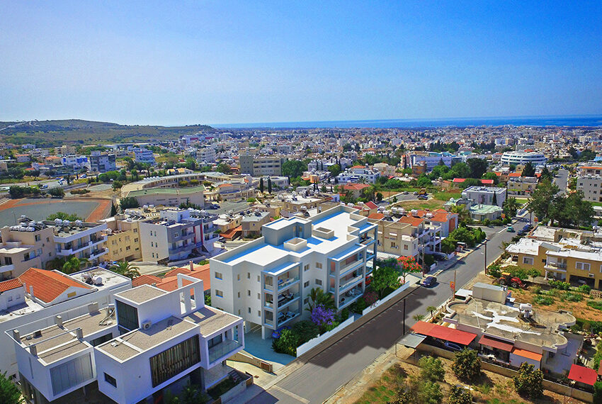 Modern 3 bedroom apartment for sale in Paphos town_4