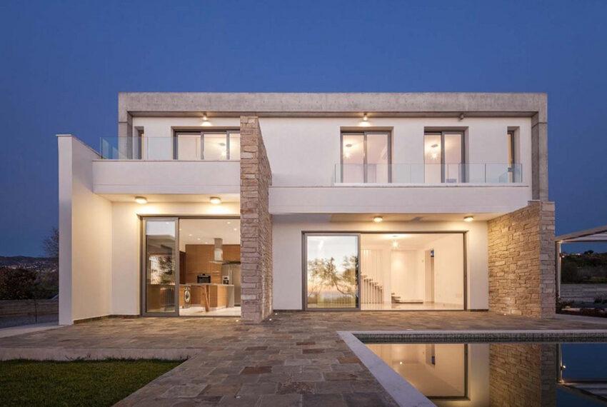 Luxury 4 bedroom villa for rent long term Chloraka_4