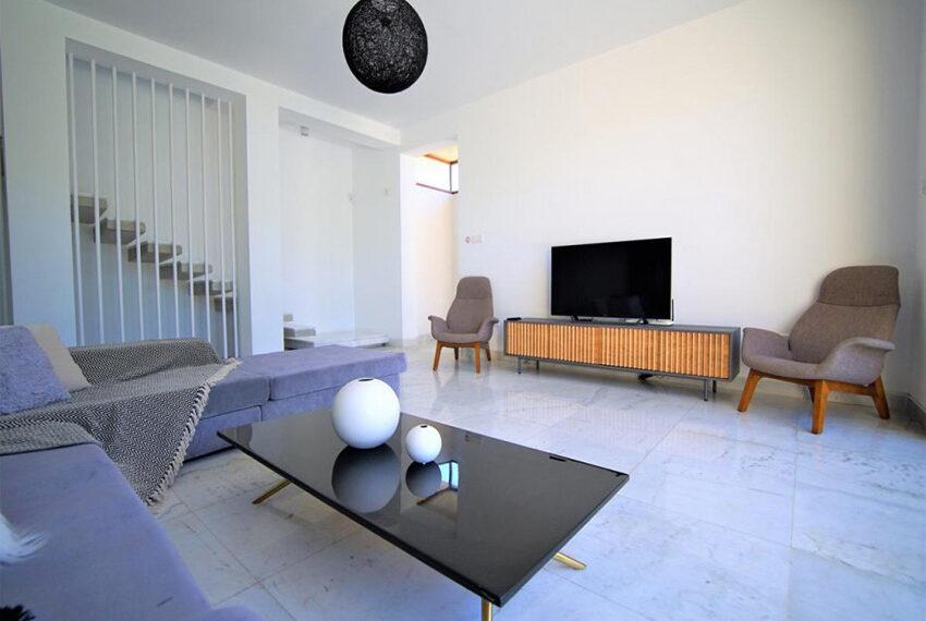 Luxury 4 bedroom villa for rent long term Chloraka_14