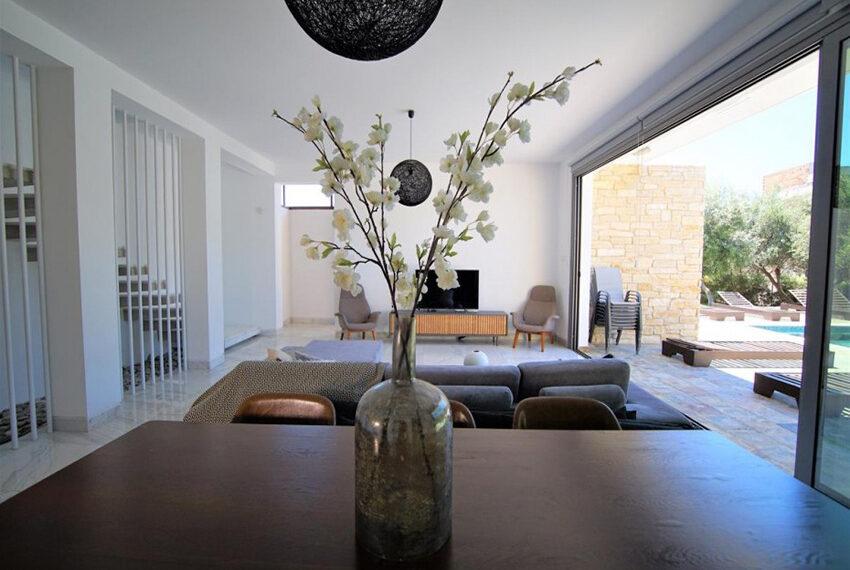 Luxury 4 bedroom villa for rent long term Chloraka_16