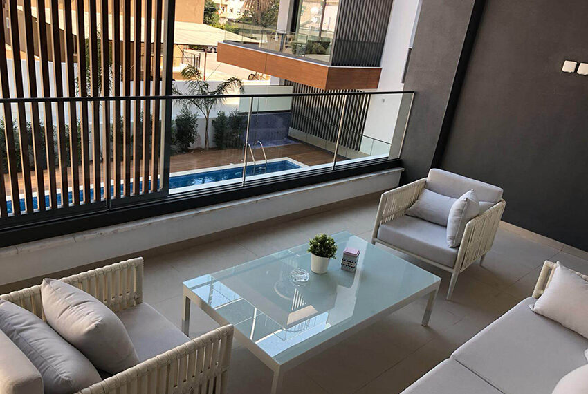 Forum Plaza Limassol modern apartment for sale_6