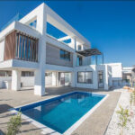 Luxury Panorama villas for sale in Cyprus Paralimni