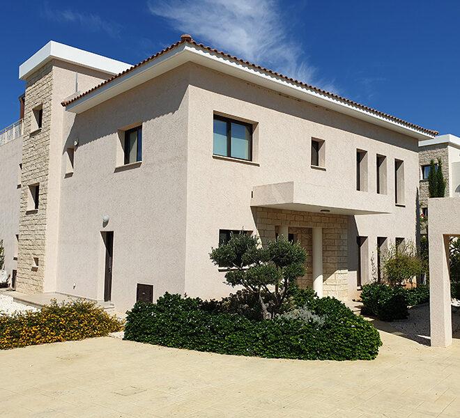 Luxury 4 bedroom villa for sale Venus Rock Golf Resort Cyprus