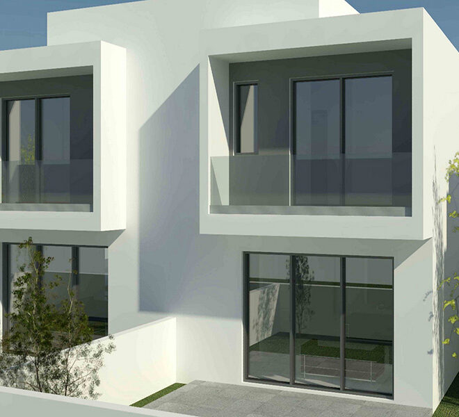 New Semi detached 3 bed house for sale in Paphos