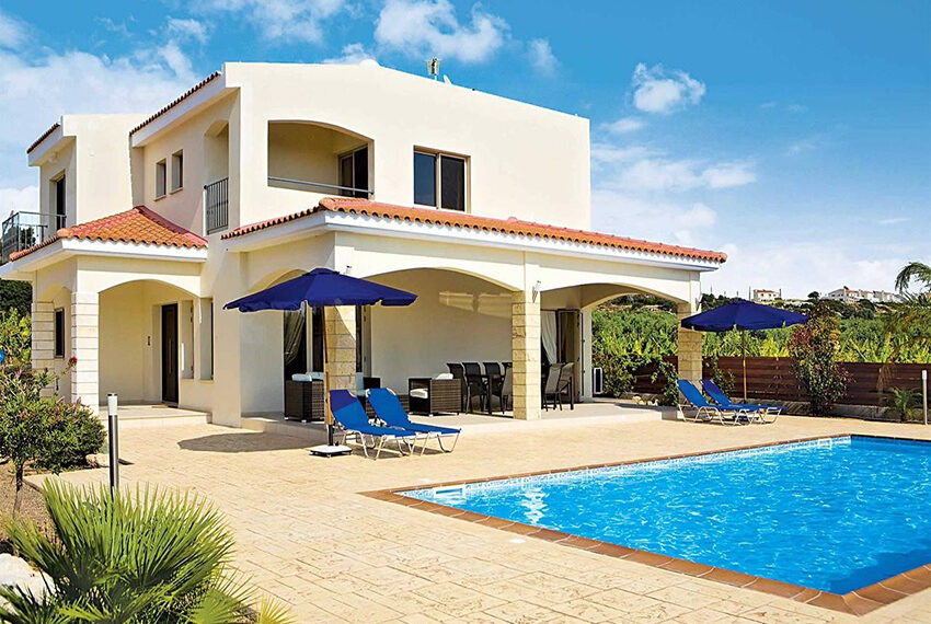 Villa for rent long term Sea Caves with private pool_2
