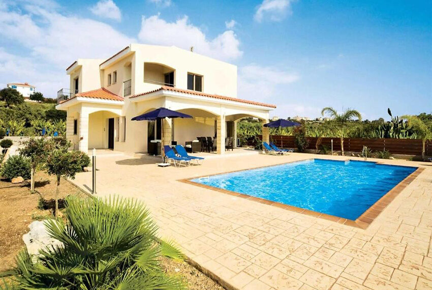 Villa for rent long term Sea Caves with private pool_10