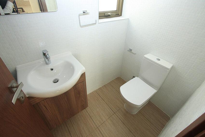 For rent brand new unfurnished 3 bedroom villa in Chloraka_7