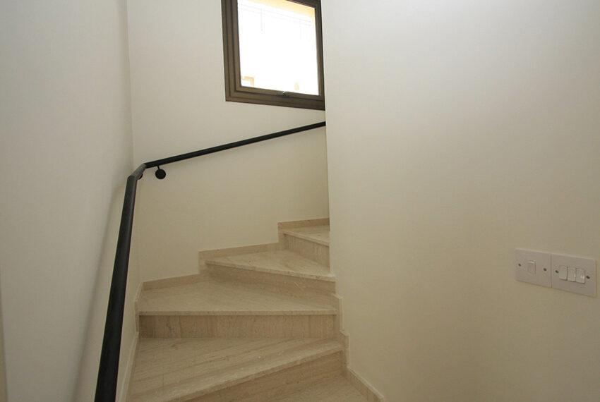 For rent brand new unfurnished 3 bedroom villa in Chloraka_8