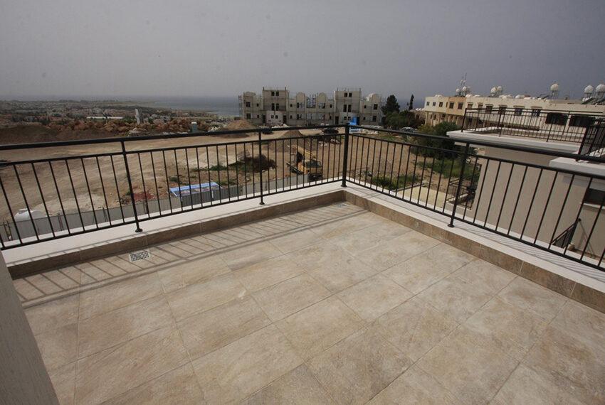 For rent brand new unfurnished 3 bedroom villa in Chloraka_18