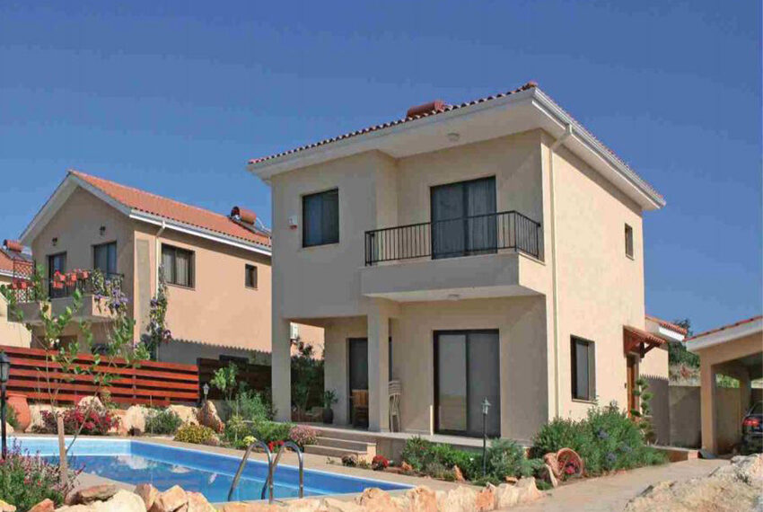 Furnished 3 bed villa for rent with private pool Souni Limassol_6